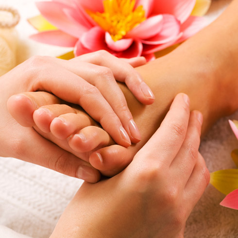 thai hand foot massage course